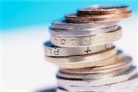 Stack of Coins    Stock Photo - Premium Rights-Managednull, Code: 700-00092782