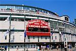 Wrigley Field Chicago, Illinois, USA    Stock Photo - Premium Rights-Managed, Artist: Steve Craft, Code: 700-00093883