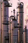 Oil Refinery    Stock Photo - Premium Rights-Managed, Artist: Damir Frkovic, Code: 700-00094772