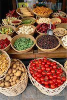 Vegetable Stand    Stock Photo - Premium Rights-Managednull, Code: 700-00096819