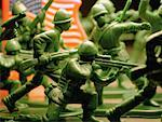 Toy Soldiers    Stock Photo - Premium Rights-Managed, Artist: Andrew Kolb, Code: 700-00097897