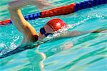 Swimming    Stock Photo - Premium Rights-Managed, Artist: Tim Pannell, Code: 700-00098177