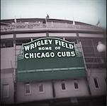 Wrigley Field Chicago, Illinois, USA    Stock Photo - Premium Rights-Managed, Artist: Elizabeth Knox, Code: 700-00098455