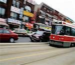 Street Scene Toronto, Ontario, Canada