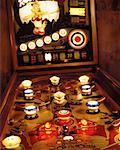 Pinball Game    Stock Photo - Premium Rights-Managed, Artist: Dave Robertson, Code: 700-00150454