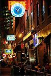 Restaurants on King Street Toronto, Ontario, Canada    Stock Photo - Premium Rights-Managed, Artist: Rommel, Code: 700-00153434