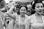 Balinease Women in Procession During Galunggan, Bali, Indonesia    Stock Photo - Premium Rights-Managed, Artist: Carl Valiquet, Code: 700-00153576