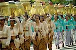Balinease Woman in Procession During Galunggan, Bali, Indonesia    Stock Photo - Premium Rights-Managed, Artist: Carl Valiquet, Code: 700-00153578