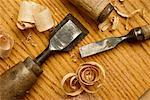 Woodworking Tools    Stock Photo - Premium Rights-Managed, Artist: Boden/Ledingham, Code: 700-00155273