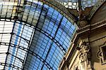 Interior Roof Detail Galleria Vittorio Emanuele Milan, Italy    Stock Photo - Premium Rights-Managed, Artist: Damir Frkovic, Code: 700-00155329