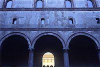 Castello Sforzesco Milan, Italy    Stock Photo - Premium Rights-Managednull, Code: 700-00155335