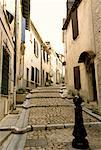 Cobblestone Street Provence, France    Stock Photo - Premium Rights-Managed, Artist: Damir Frkovic, Code: 700-00155345