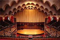 Theatre Interior    Stock Photo - Premium Rights-Managednull, Code: 700-00155510