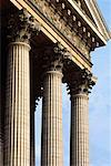 Detail of Columns Paris, France    Stock Photo - Premium Rights-Managed, Artist: Damir Frkovic, Code: 700-00157674