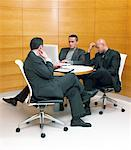 Business Meeting    Stock Photo - Premium Rights-Managed, Artist: Dan Lim, Code: 700-00158604