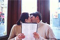 restaurant new york manhattan - Couple in a Cafe Soho, New York, USA    Stock Photo - Premium Rights-Managednull, Code: 700-00160945
