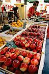 Fruit Market Provence, France