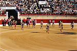 Matadors Entering Arena Cadiz, Spain    Stock Photo - Premium Rights-Managed, Artist: Bruce Fleming, Code: 700-00161073
