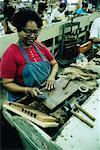 Woman Rolling Cigars in Factory Havana, Cuba    Stock Photo - Premium Rights-Managed, Artist: Bruce Fleming, Code: 700-00161096