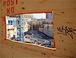 Construction site    Stock Photo - Premium Rights-Managed, Artist: Puzant Apkarian, Code: 700-00162404
