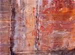 Aborigianl Rock Art Kakadu National Park Australia