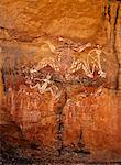 Aboriginal Rock Art Kakadu National Park Australia