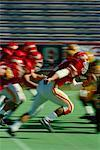 Football Game    Stock Photo - Premium Rights-Managed, Artist: Alec Pytlowany, Code: 700-00164043