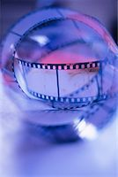 Close-Up of Film Strip    Stock Photo - Premium Rights-Managednull, Code: 700-00166177