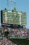 Wrigley Field Chicago, Illinois, USA    Stock Photo - Premium Rights-Managed, Artist: Gail Mooney, Code: 700-00168311