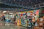Airport Gift Shop Vienna, Austria    Stock Photo - Premium Rights-Managed, Artist: Greg Stott, Code: 700-00168332