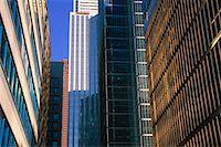 Office Towers, Toronto, Ontario, Canada    Stock Photo - Premium Royalty-Freenull, Code: 600-00171573