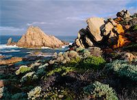 Sugarloaf Rock, Australia    Stock Photo - Premium Rights-Managednull, Code: 700-00181687