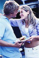 Portrait of Couple    Stock Photo - Premium Rights-Managednull, Code: 700-00183121