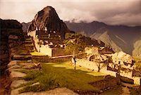 Machu Picchu, Peru    Stock Photo - Premium Rights-Managednull, Code: 700-00183636