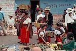 Marketplace Nebaj, Guatemala