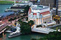 The Fullerton Hotel Singapore    Stock Photo - Premium Rights-Managednull, Code: 700-00186264
