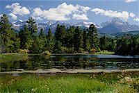 Colorado Rockies Colorado, USA    Stock Photo - Premium Rights-Managednull, Code: 700-00186543