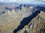 Ogilvie Mountains Yukon Territory, Canada    Stock Photo - Premium Rights-Managed, Artist: Hans Blohm, Code: 700-00186746