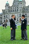 Students at Private School    Stock Photo - Premium Rights-Managed, Artist: Noel Hendrickson, Code: 700-00187864