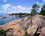 Georgian Bay Killarney Provincial Park Ontario, Canada    Stock Photo - Premium Rights-Managed, Artist: Peter Griffith, Code: 700-00188678