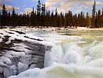 Athabasca Falls Jasper National Park Alberta, Canada