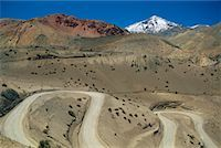The Andes, Chile South America    Stock Photo - Premium Rights-Managednull, Code: 700-00189062
