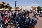 Harley Davidson Rally Sturgis, South Dakota, USA    Stock Photo - Premium Rights-Managed, Artist: Jeremy Woodhouse, Code: 700-00189342