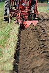 Ploughing Field Stirling, Ontario, Canada