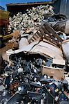 Computer Recycling Plant Ault, Colorado, USA    Stock Photo - Premium Rights-Managed, Artist: dk & dennie cody, Code: 700-00190053