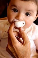 Portrait of a Baby    Stock Photo - Premium Rights-Managednull, Code: 700-00190084