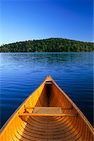 Close-up of a Canoe    Stock Photo - Premium Rights-Managednull, Code: 700-00190851