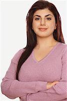 fat italian woman - Portrait of Woman    Stock Photo - Premium Rights-Managednull, Code: 700-00193408