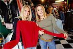 Two Teens Shopping    Stock Photo - Premium Rights-Managed, Artist: Marnie Burkhart, Code: 700-00195089