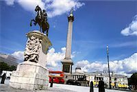 Trafalagar Square London, England    Stock Photo - Premium Rights-Managednull, Code: 700-00197486